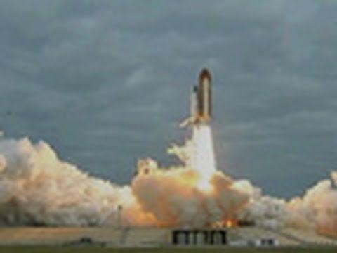 Space Shuttle's Last Days