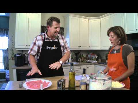 How to Make Veal Mozzarella - What's Cooking?