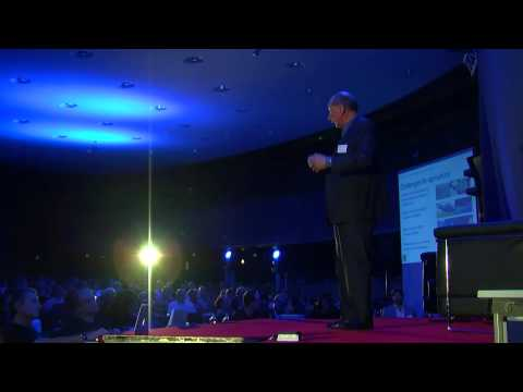 TEDxBrussels -  Marc van Montagu - 11/23/09