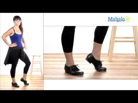 How to Tap Dance: Toe Stand Turn
