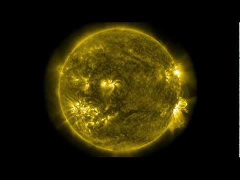 NASA | Before the Flare
