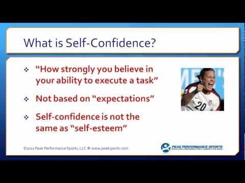 Proactive vs. Reactive Self-Confidence in Sports (Webinar)
