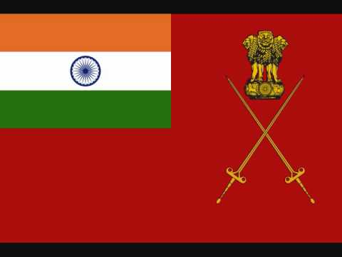 Indian Army March - Indian Soldiers