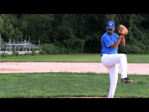 Baseball Pitching Tips for Kids