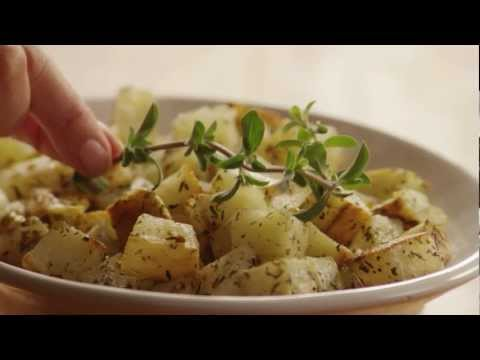 How to Make Oven Roasted Potatoes