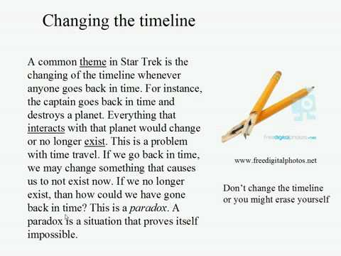 Live Intermediate English Lesson 25: Time Travel 4: Changing the timeline