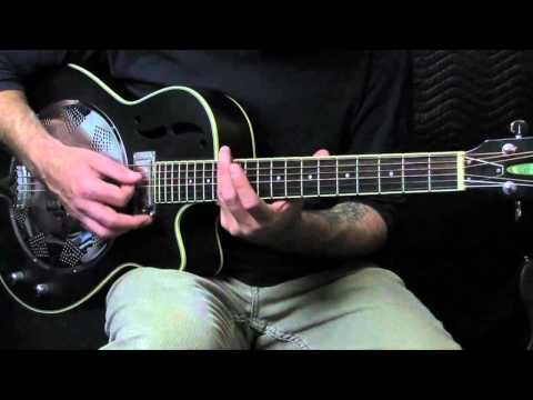slide guitar lesson