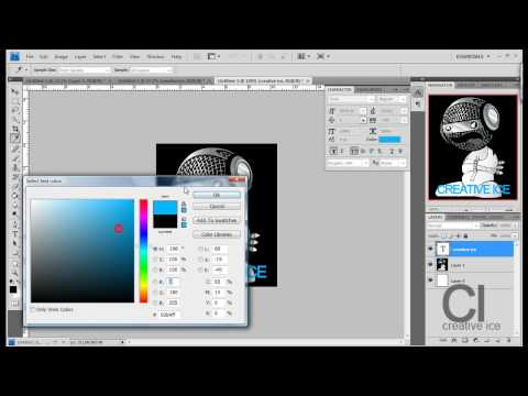 Photoshop CS4 : How to make a cool custom myspace layout (Part 3)