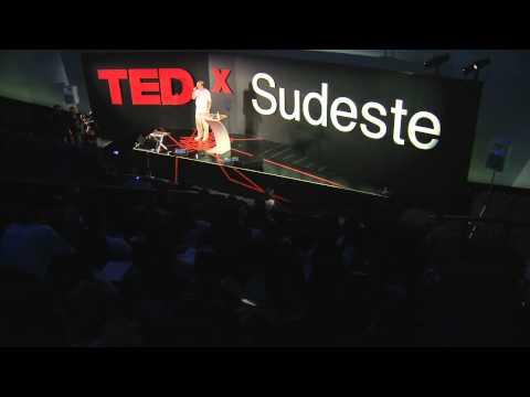 TEDxSudeste - Sergio Stern - Stand-up Comedy