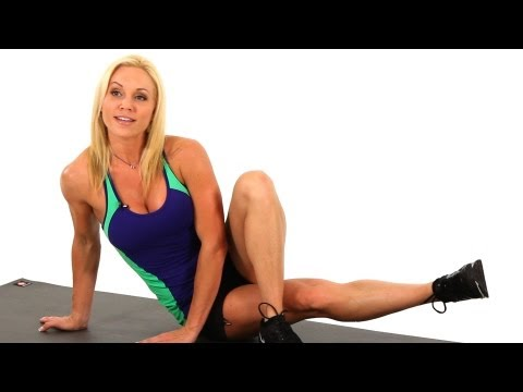 Slimming Workouts: Inner Thigh Pulse | Sexy Legs Workout