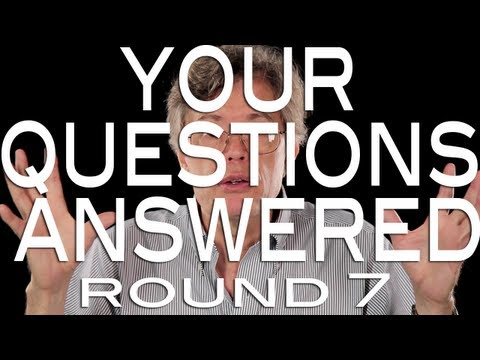 Mike Tuts Answers Your Questions! Round 7 - YouTube Space Lab