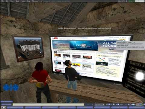 Second Life: Live Chat Week 3 (Part 3)