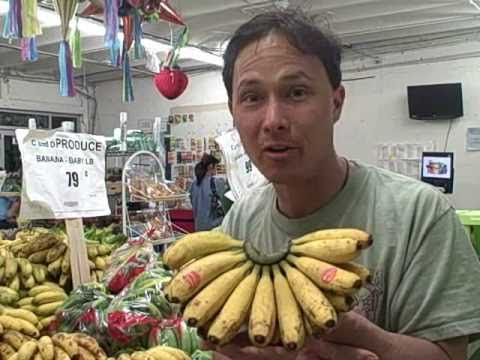 Five Kinds of Bananas That May Be Available Near You