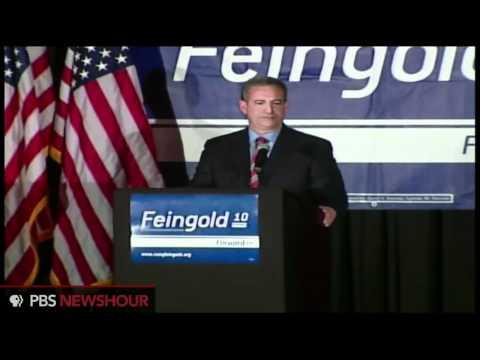 Feingold Loses Bid for Fourth Term in Senate