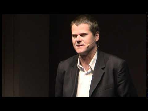TEDxMelbourne - Steve Persson - What is social enterprise?
