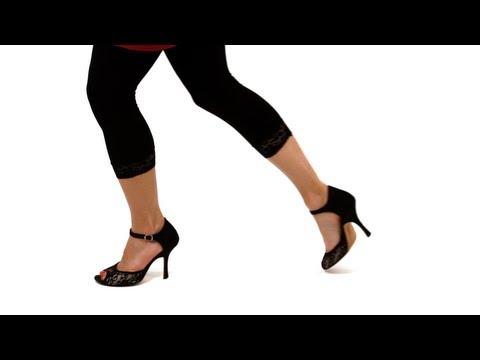 Dancing the Argentine Tango: Back Ocho