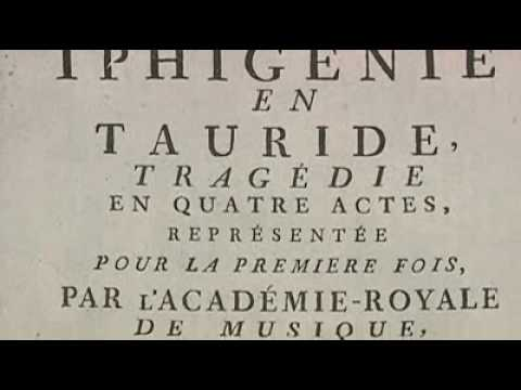 Iphigenie en Tauride - Royal Opera House