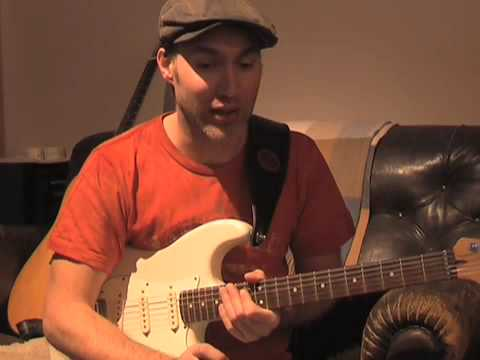 Natural Harmonic Series (Guitar Lesson TE-016) How to Play