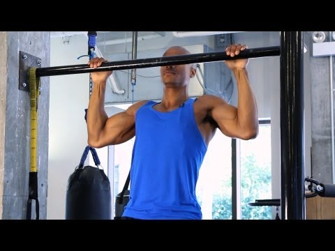 How to Do Pull Ups | How to Work Out at the Gym