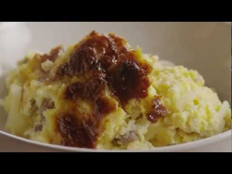 How to  Make Sausage Potato Breakfast Casserole