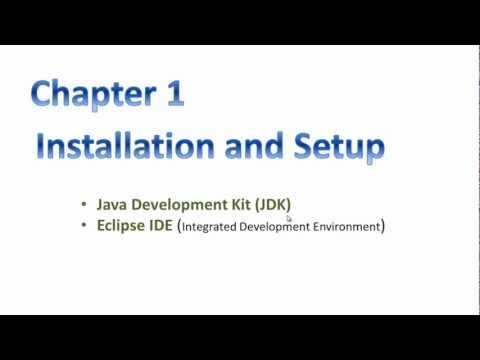 P2 Install JDK & Eclipse - Java in 4hrs step by step