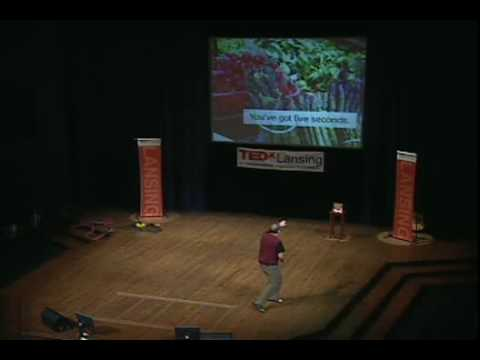 TEDxLansing - Karl Gude - Visual Information (To Put It Mildly)