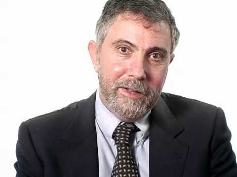 Paul Krugman Looks Into the Future
