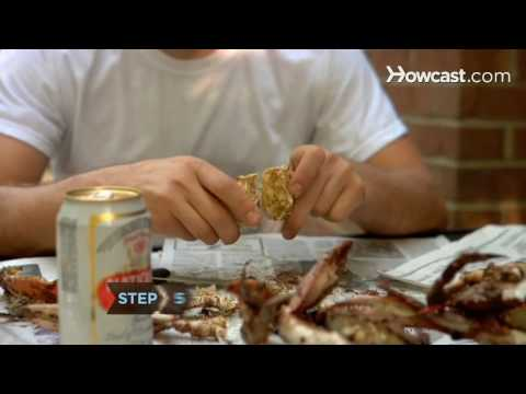 How To Eat Crabs