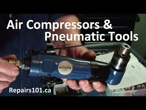 Air Compressors & Pneumatic Tools