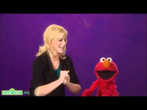 Sesame Street: Amy Poehler-Challenge