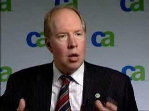 John Swainson, CEO, CA