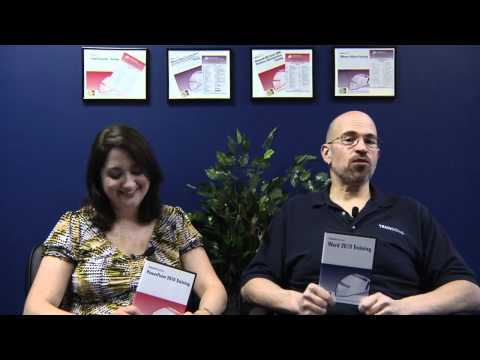 Office 2010 Training by TrainSignal: Heather Ackmann & Bill Kulterman