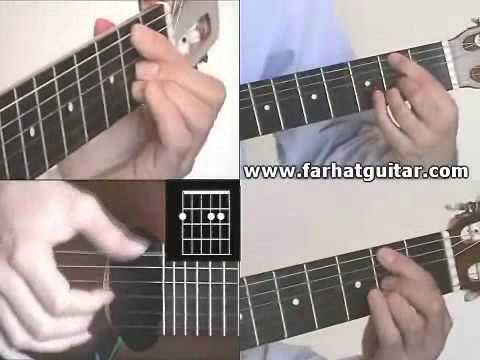 Tears In Heaven Eric Clapton - Gutiar Lesson -Normal -Slow Speed www.farhatguitar.com