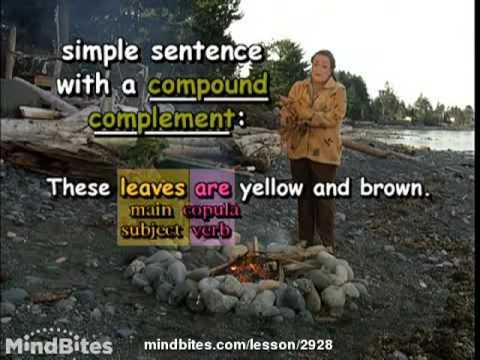 Intermediate Grammar: Compound Complements