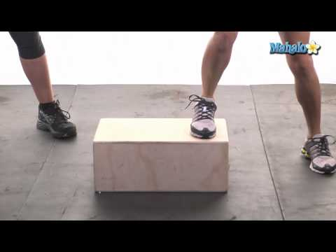 How to Do Lateral Box Push Offs