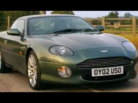 Top Gear - Aston Martin DB7 - BBC