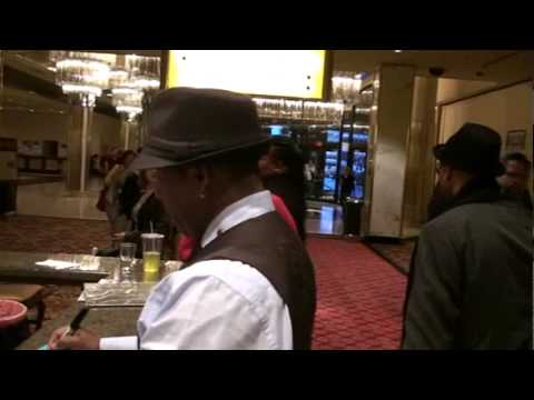Sugarhill Gang Interview Las Vegas  MBLV10, Nextbeat on the Road