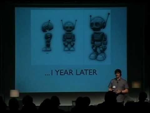 TEDxUniPittsburgh - Andrew Hosmer - Talking Through a Robot