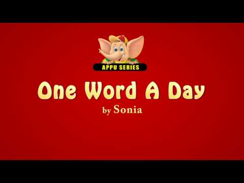 One Word A Day - Abandon (HD)