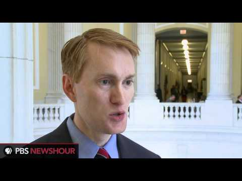 Rep. James Lankford Describes Republican Debate Over Spending