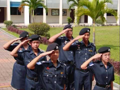 National Police Cadet Corps March