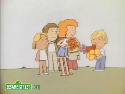 Sesame Street: Flowers Allergy