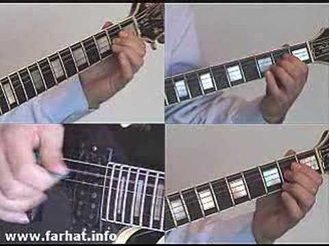 Stairway to heaven - Led Zeppelin Guitar intro www.FarhatGuitar.com