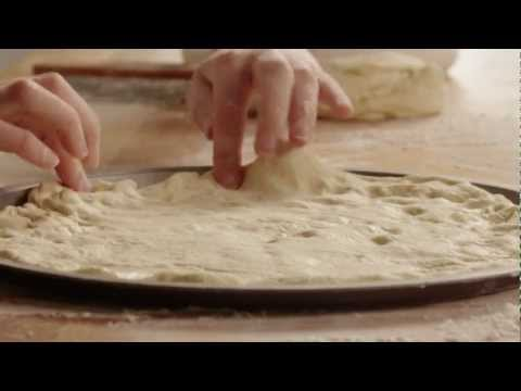 How to Make Jay's Signature Pizza Crust