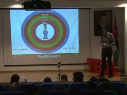 The Challenges Facing the Insurance Sector:  Bader Attari at TEDxRasAlEinSquare