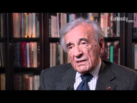 Elie Wiesel: On Peace in the Middle East