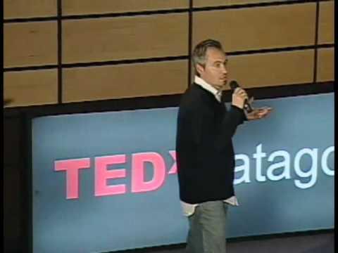 TEDxPatagonia - Christian Leighton - 07/30/09