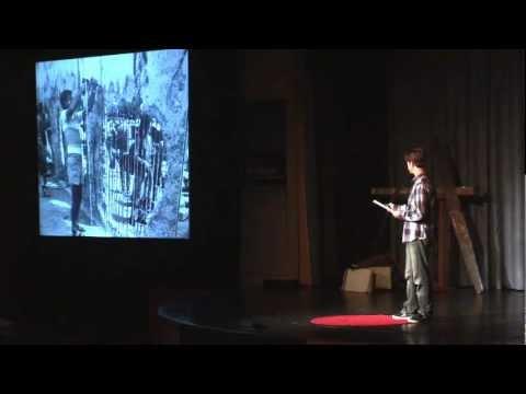 Walls of Peace? Ryan Legassicke at TEDxBermuda
