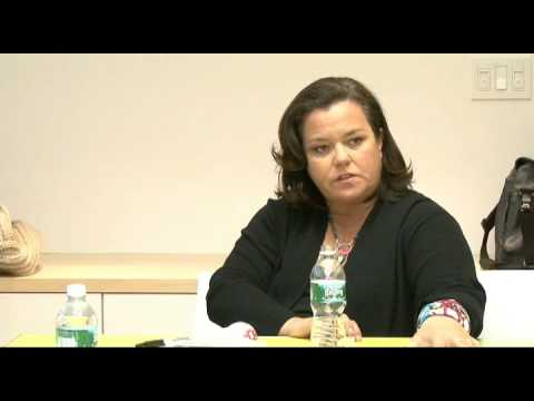 "Rosie O'Donnell: The Making of ""America"" (the movie) Pt 1"