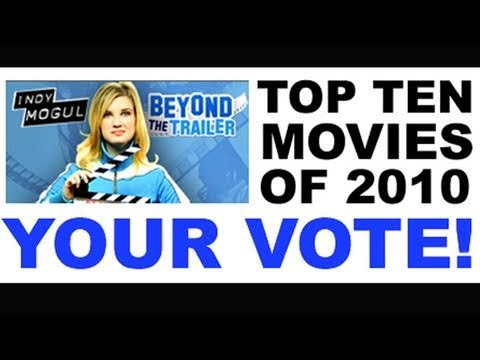 Top Ten Movies of 2010: The Audience Votes!